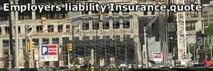 Employers getting a liability insurance quote
